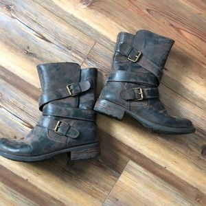 (Rampage) Moto boots